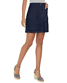Petite Pull-On Skort, Created For Macy's