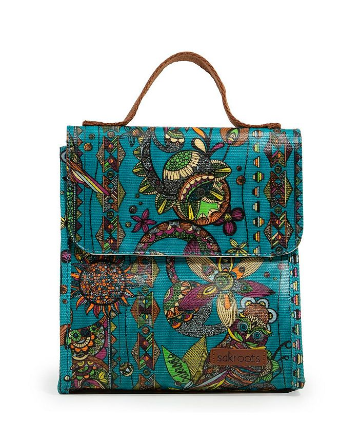 Sakroots - Flap Lunch Bag