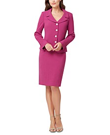 Pencil-Skirt Suit