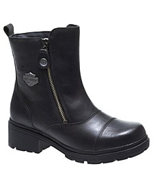 Women's Amherst Lug Sole Boot