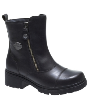 Harley Davidson Women's Amherst Casual Boot Women's Shoes
