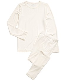 Little & Big Boys 2-Pc. Base Layer Top & Pants Set