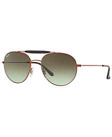 Sunglasses, RB3540 56