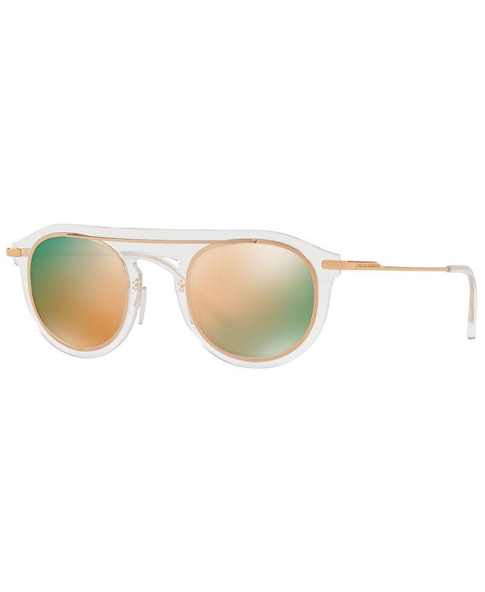 Dolce & Gabbana - Sunglasses, DG2169 48