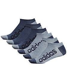 Men's 6-Pk. Superlite Linear No-Show Socks