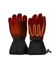 Men's AA Battery Heated Snow Gloves