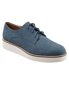Willis Lace Up Oxfords