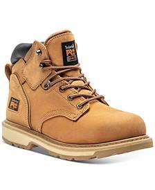 """Men's Pit Boss PRO 6"""" Steel Toe Boots"""