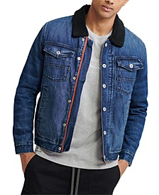 Men's Hacienda Sherpa Denim Jacket