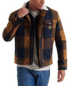 Men's Hacienda Buffalo Check Jacket
