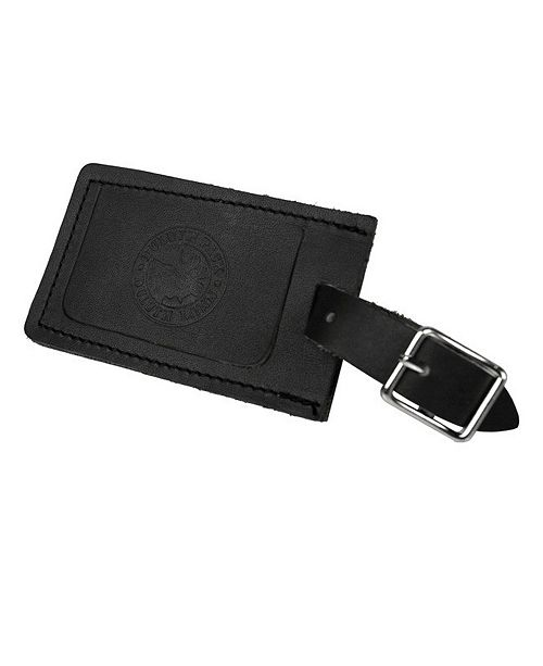 Duluth Pack Leather Luggage Tag