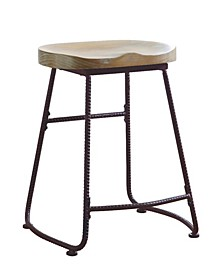 Palmer Backless Counter Stool