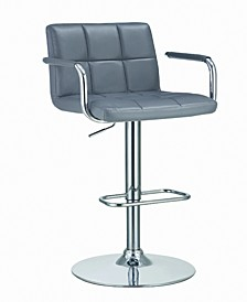 Carlsbad Upholstery Adjustable Bar Stool