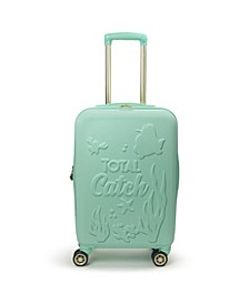 "Disney Princess Ariel Little Mermaid Hardside 21"" Carry-On Luggage"