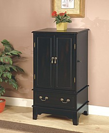Belvedere 5-Drawer Jewelry Armoire