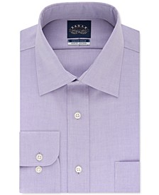 Men's Slim-Fit Non-Iron Flex Collar Dress Shirt