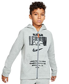 Big Boys Fleece LeBron Hoodie