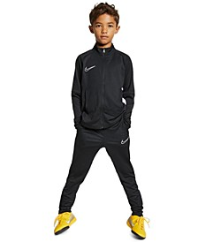 Big Boys 2-Pc. Dri-FIT Academy Jacket & Pants Track Suit Set