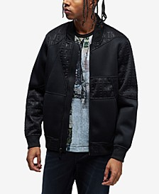 Men's Tonal Logan Bomber Jacket