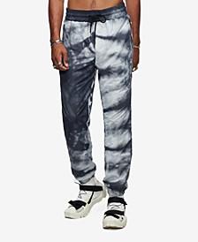 Men's Tie Dye Track Pant