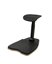 Ergonomic Standing Mat with Seat Included