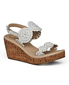 Big Girl Miss Luccia Wedges