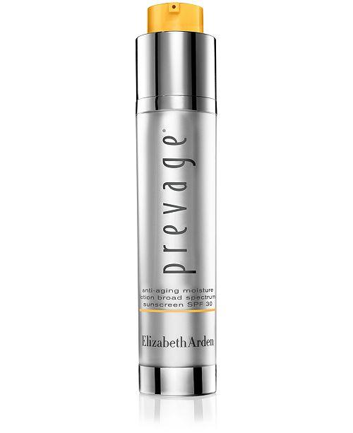 Elizabeth Arden Prevage® Anti-aging Moisture Lotion Broad Spectrum Sunscreen SPF 30, 1.7 fl. oz.