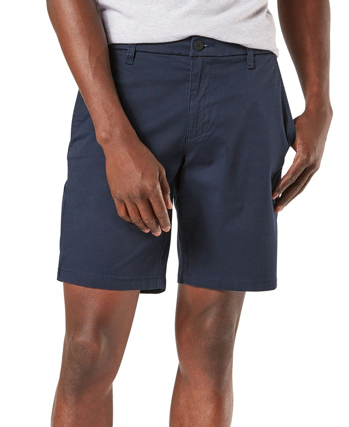 Dockers - Men's Ultimate Stretch Solid Shorts