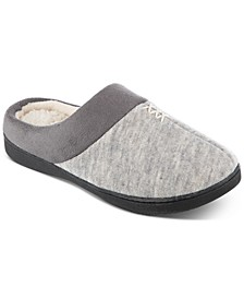 Women's Marisol Microsuede Slippers With Memory Foam