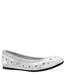 Wilynda Little Girls Fashion Ballet Flat