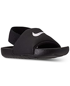 Little Kids Kawa Slide Sandals from Finish Line