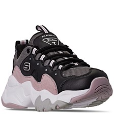 Big Girls D'Lites 3.0 Zenway Walking Sneakers from Finish Line