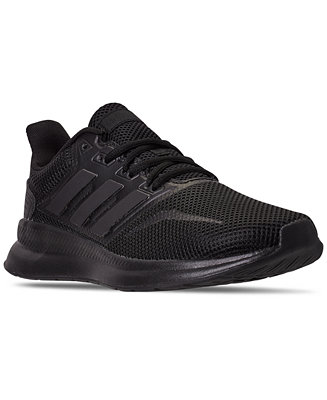 adidas Men's Runfalcon Running Sneakers from Finish Line & Reviews ...