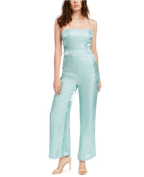 Line & Dot Peyton Tie-Back Jumpsuit