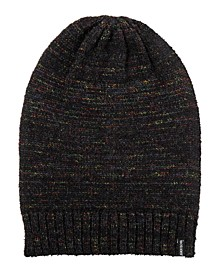 isotoner Women's Recycled Yarn Slouchy Beanie