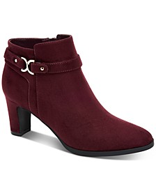 Women's Pixxy Dress Booties, Created For Macy's