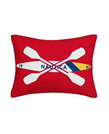 Kids Paddle Board Decorative Pillow