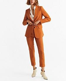 Belt Suit Blazer
