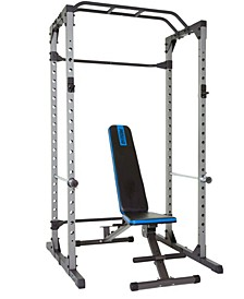 Progear 1600 Ultra Strength 800Lb Weight Capacity Power Cage