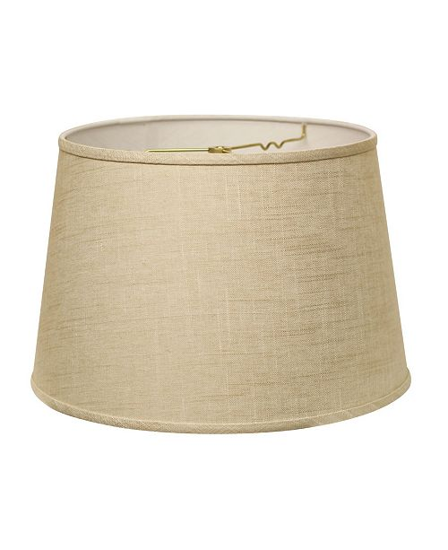 Cloth&Wire Slant Modified Empire Hardback Lampshade with Washer Fitter