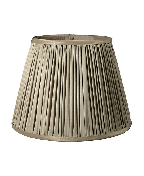 Cloth&Wire Slant Pencil Pleat Softback Lampshade with Washer Fitter Collection