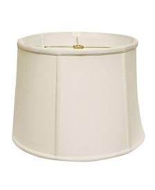 Slant Retro Drum Softback Lampshade with Washer Fitter Collection