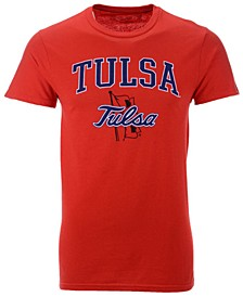 Men's Tulsa Golden Hurricane Midsize T-Shirt