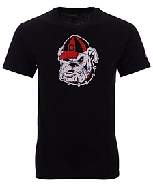 Men's Georgia Bulldogs Big Mascot T-Shirt