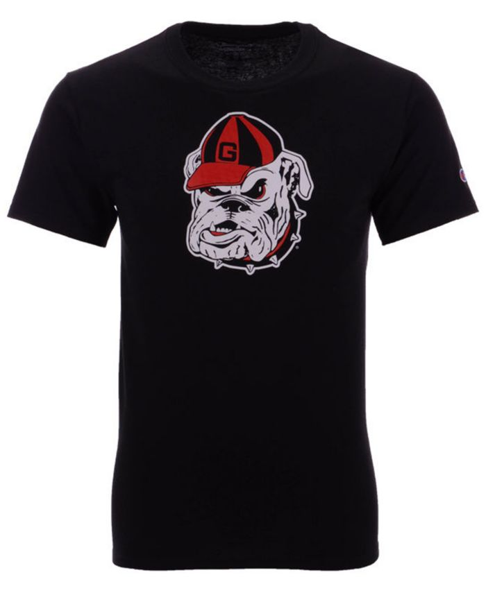 Champion Men's Georgia Bulldogs Big Mascot T-Shirt & Reviews - Sports Fan Shop By Lids - Men - Macy's