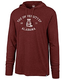Men's Alabama Crimson Tide Knockaround Club Long Sleeve Hooded T-Shirt