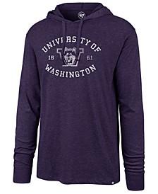 Men's Washington Huskies Knockaround Club Long Sleeve Hooded T-Shirt