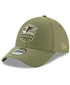 Atlanta Falcons On-Field Salute To Service 39THIRTY Cap