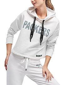 DKNY Women's Green Bay Packers Maddie Hoodie