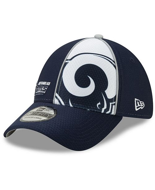 New Era Los Angeles Rams Panel 39THIRTY Cap